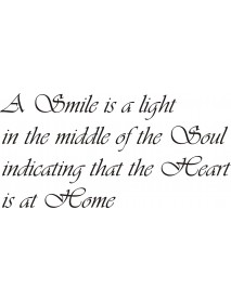 A Smile is a...
