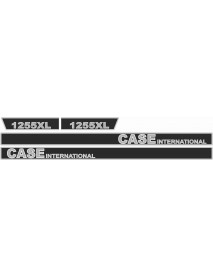 CASE INTERNATIONAL 1255Xl