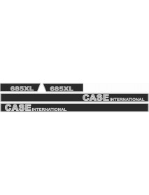 CASE INTERNATIONAL 685XL