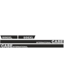 CASE INTERNATIONAL 956XL