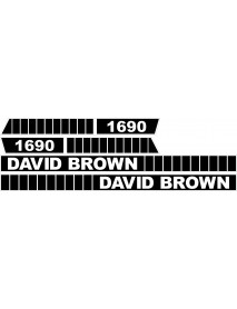 David Brown 1690