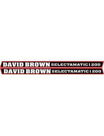 David Brown Selectamatic 1200