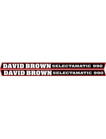 David Brown Selectamatic 990