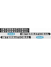 International 454