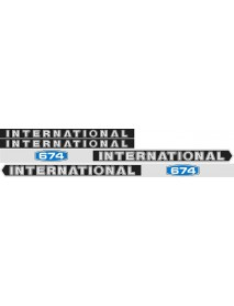International 674