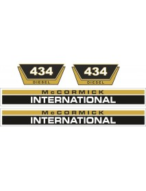 International McCormick 434