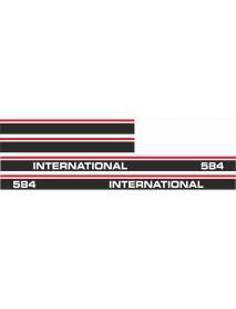 International 584