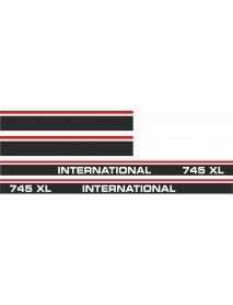International 745 XL