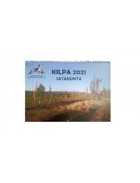 Kilpa2021 -seinäkalenteri 2022