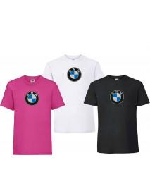 Lasten BMW t-paita