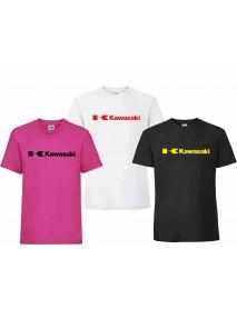 Lasten Kawasaki t-paita
