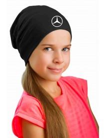 Lasten Mercedes-Benz trikoopipo