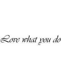 Love what you do_1