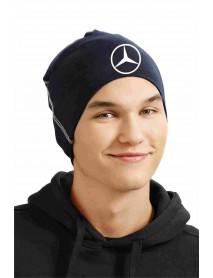 Mercedes-Benz, Pitkä Trikoopipo. One size.