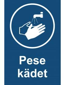 Pese kädet