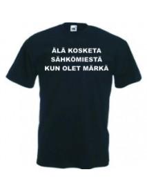 Sähkömies T-paita