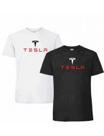Tesla t-paita