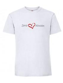Jätä Sydämesi Kihniöön T-paita, lapset, 2 väriä