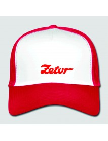 Zetor, Snapback Trucker-lippis